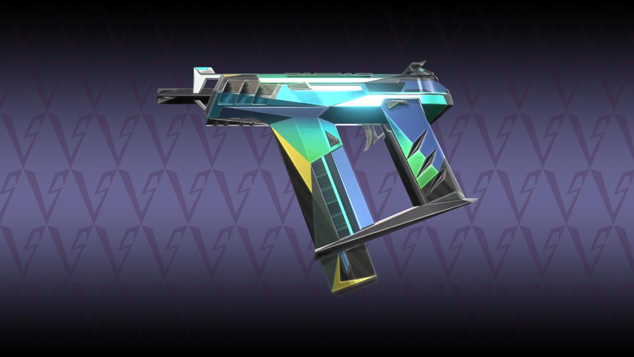 Prime classic Blue Variant lvl6