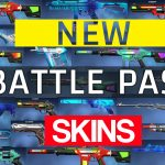 Valorant Episode 2 ACT 3 Battlepass skins