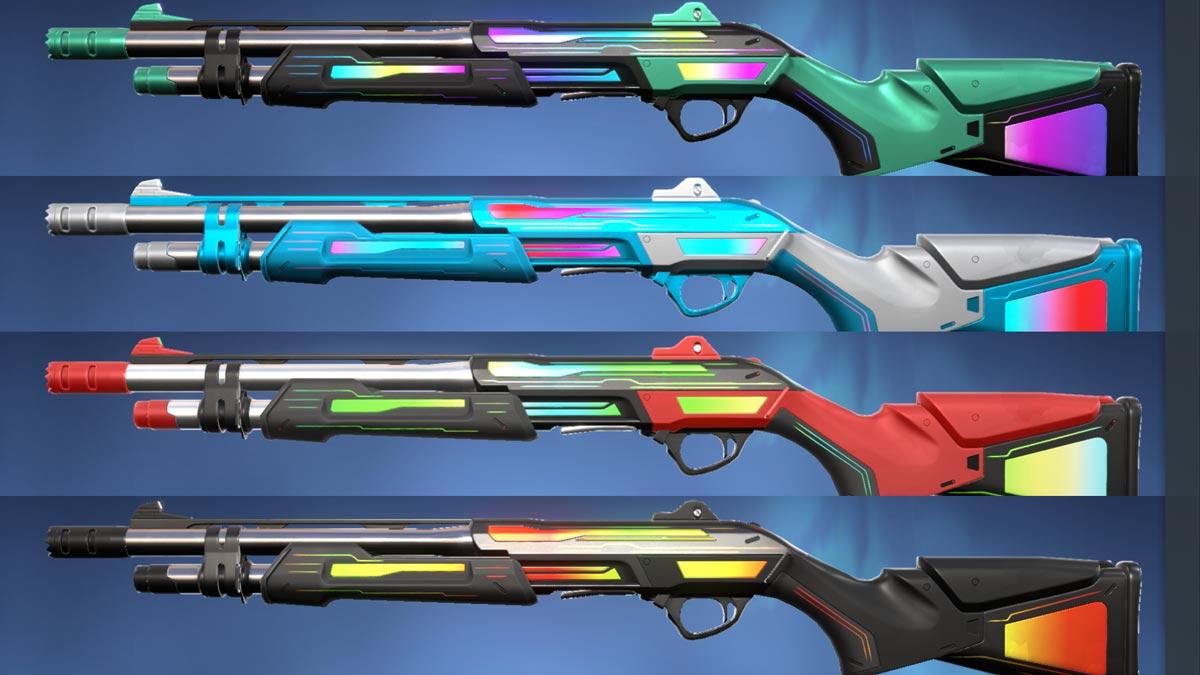 valorant lightwave skins