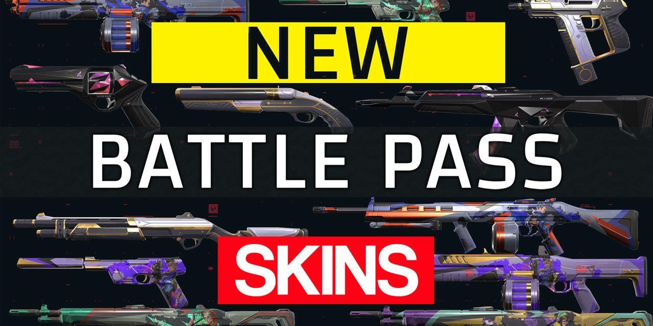 New Valorant Battle Pass: Act 3 Episode 1