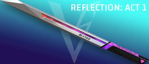 k-tac melee reflection