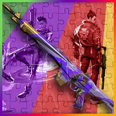 jigsaw guardian skin