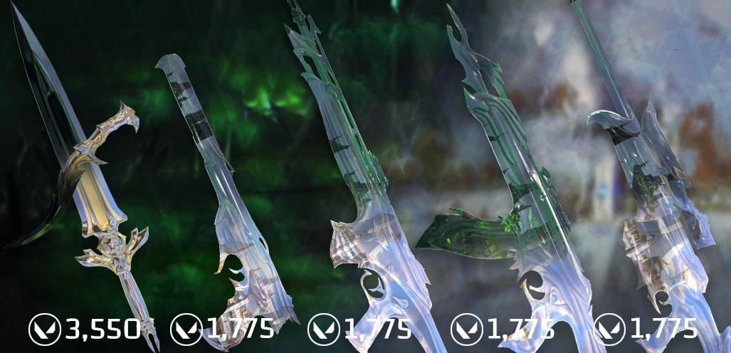 Valorant Tethered Realms