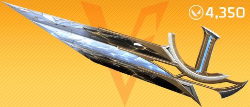 sentinels of light knife price