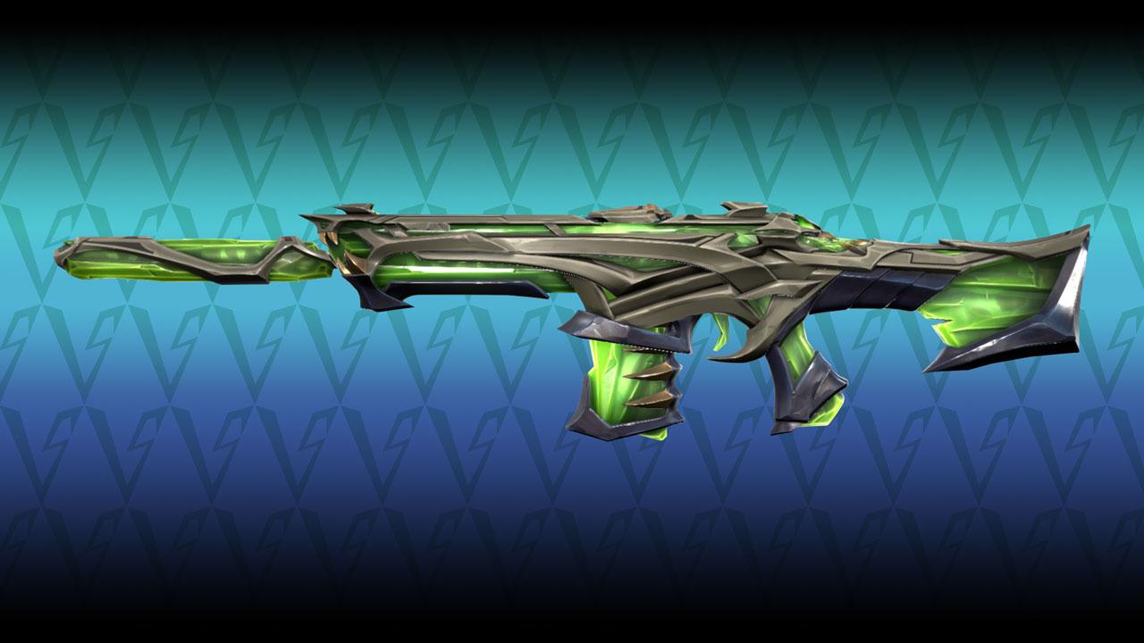 ruination phantom green variant