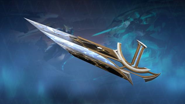 valorant sentinels of light knife