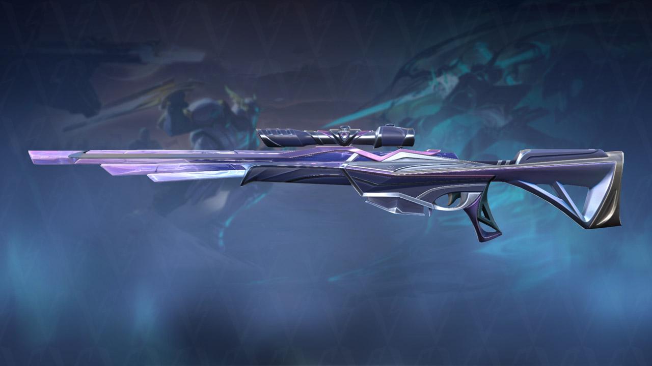 sentinels of light operator purple variant