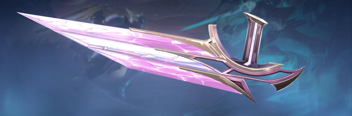 sentinels of light knife pink