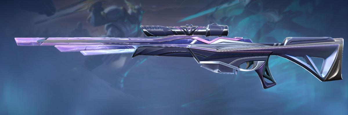 valorant sentinels of light operator purple