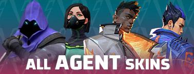 valorant agent skins