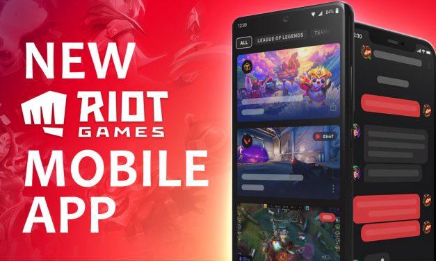 New Riot Mobile App