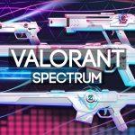 New Valorant Spectrum Skins