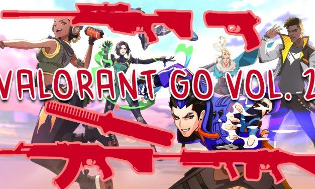 New Valorant Go Vol 2 Skins