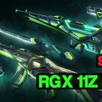 New Valorant Skins: RGX 11Z Pro leaked